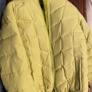 Lands End Womens Down Jacket